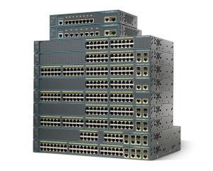 Legacy Used Cisco Switches